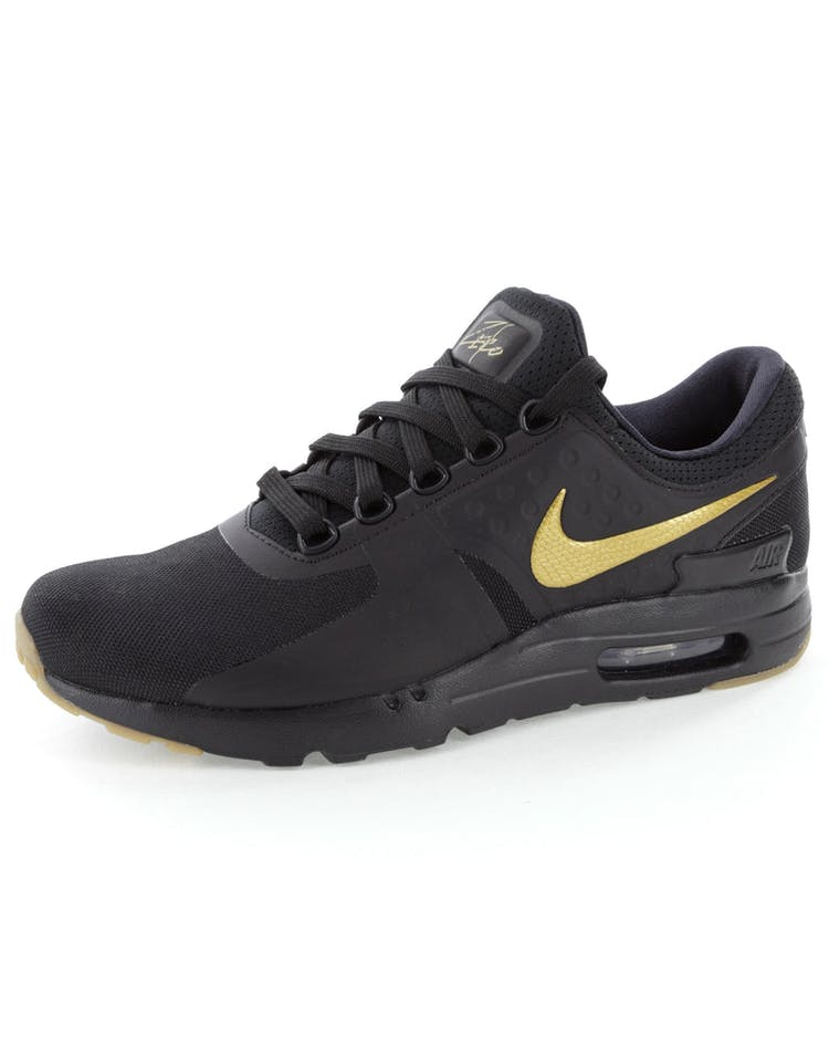 timeless design 1642b 6500c Nike Air Max Zero Essential Black/Gold | 876070 015 – Culture Kings NZ