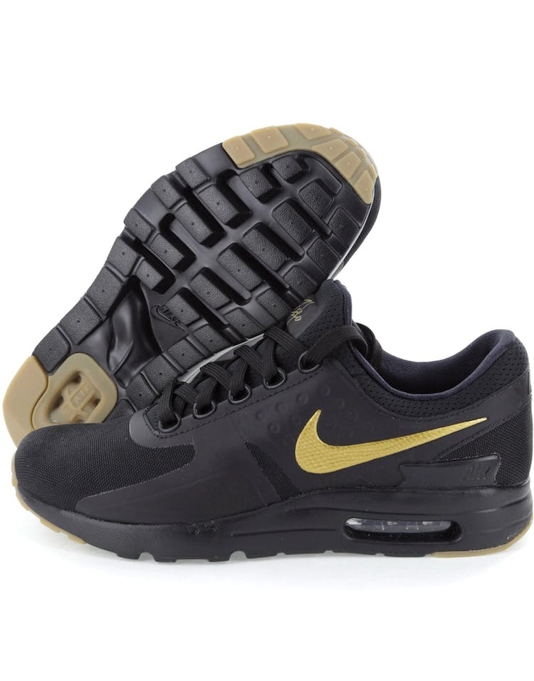 441d209eabced Nike Air Max Zero Essential Black/Gold | 876070 015 – Culture Kings NZ