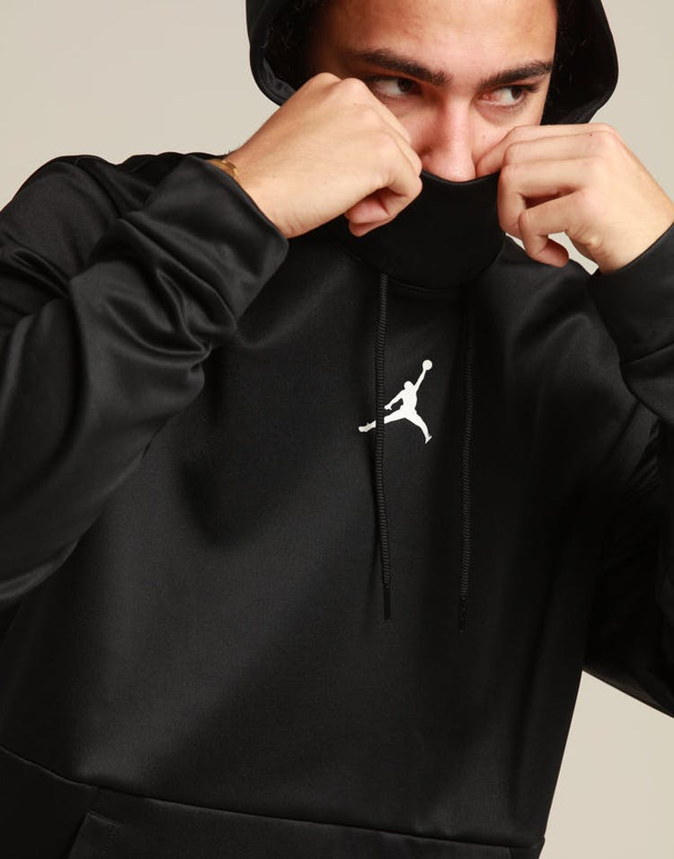 available best choice 2018 sneakers Jordan 23 Alpha Therma Po Hoodie Black/White