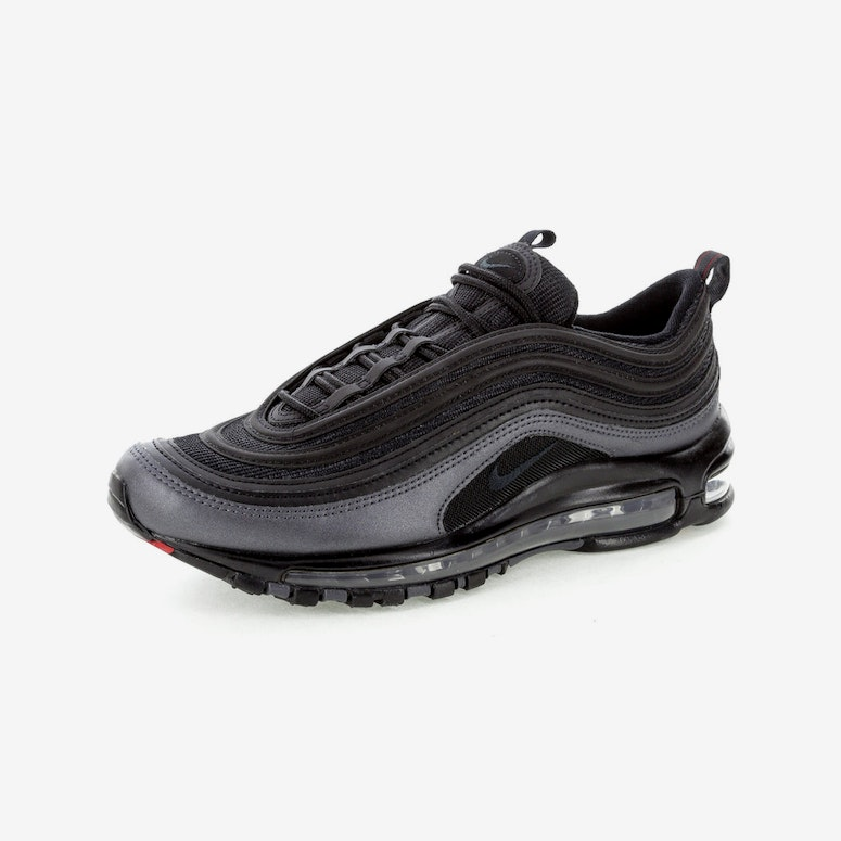 premium selection 03d5b 57591 ... Nike Air Max 97 Black Black Red ...