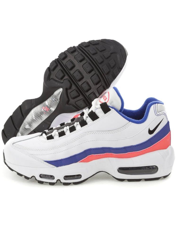 29da071879 Nike Air Max 95 Essential White/Blue/Pink | 749766 106 – Culture ...