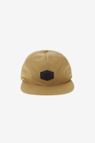 Brixton Trailhead MP Clipback Cap Khaki