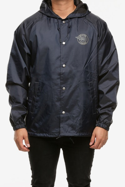 Brixton Mercury Jacket Navy