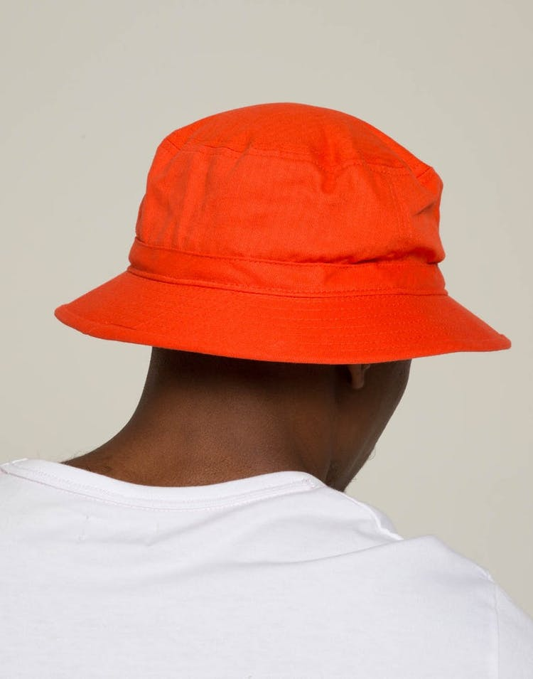 0fd3052cfebcc Brixton Stowell Bucket Hat Orange – Culture Kings NZ