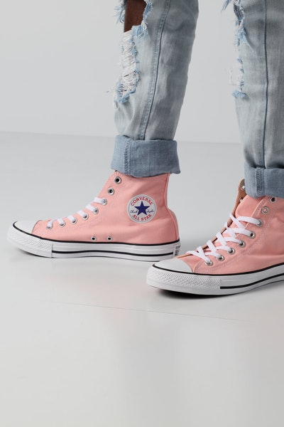 Converse Chuck Taylor All Star Hi Pink/White/Black
