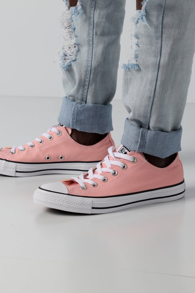Converse Chuck Taylor All Star Low Pink/White/Black