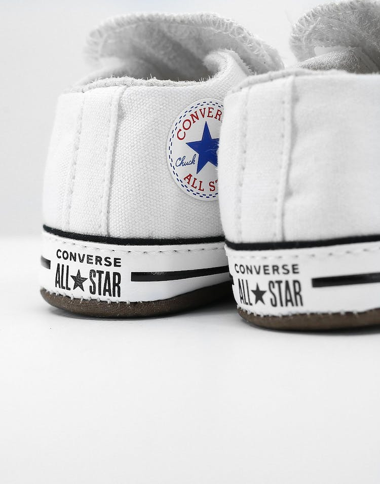 Converse Toddler CT All Star Cribster (CB) White/Black