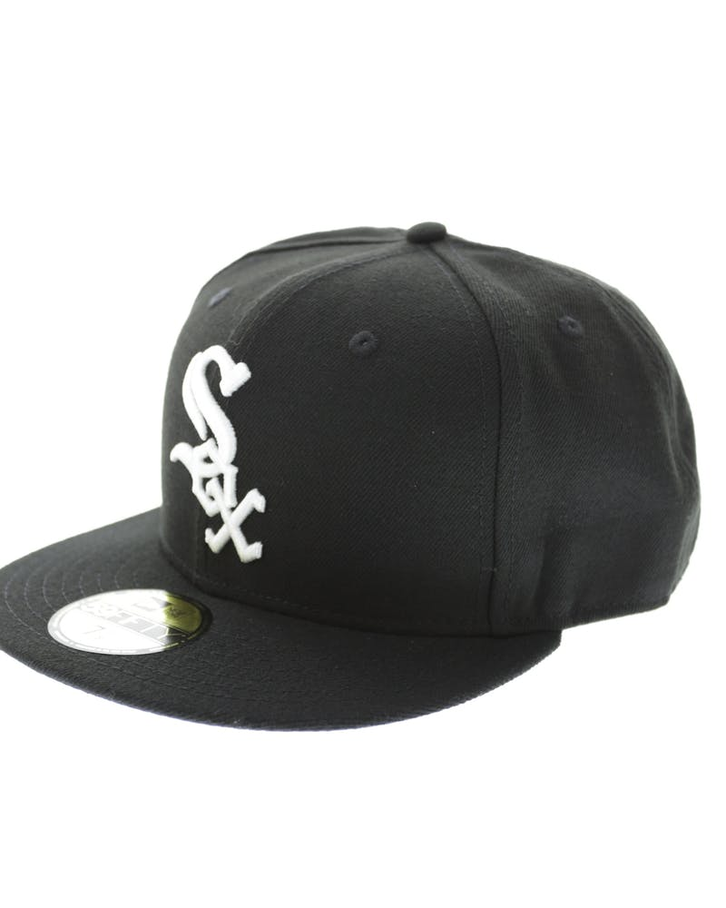 New Era White Sox 59FIFTY AC Fitted