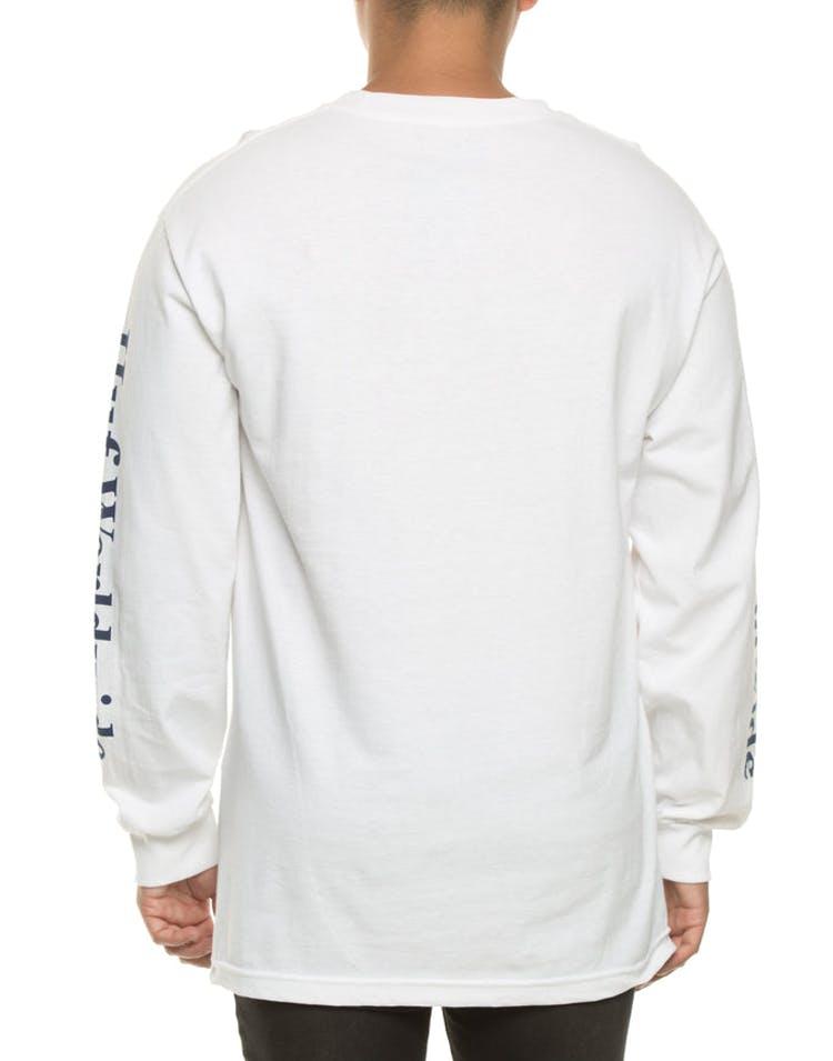 sekcja specjalna najlepiej sprzedający się sklep internetowy Huf Plant Life L/S Woven Label Tee White