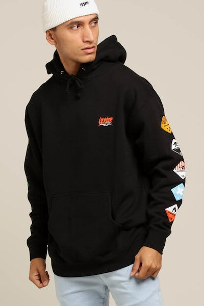 9c27dd82448 10 Deep Prohibited Hoodie Black