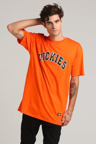 Dickies Princeton Classic Fit S/S Tee Orange