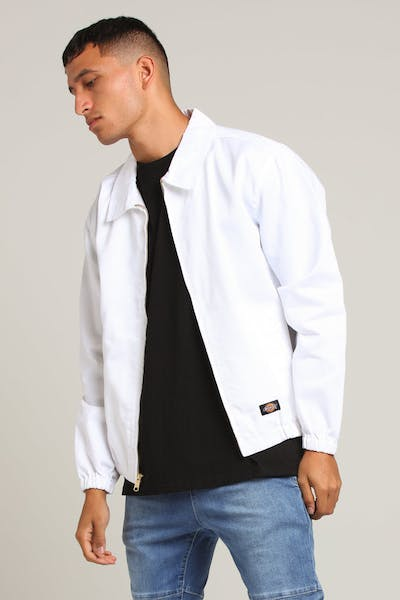 Dickies Eisenhower 872 Garage Jacket White