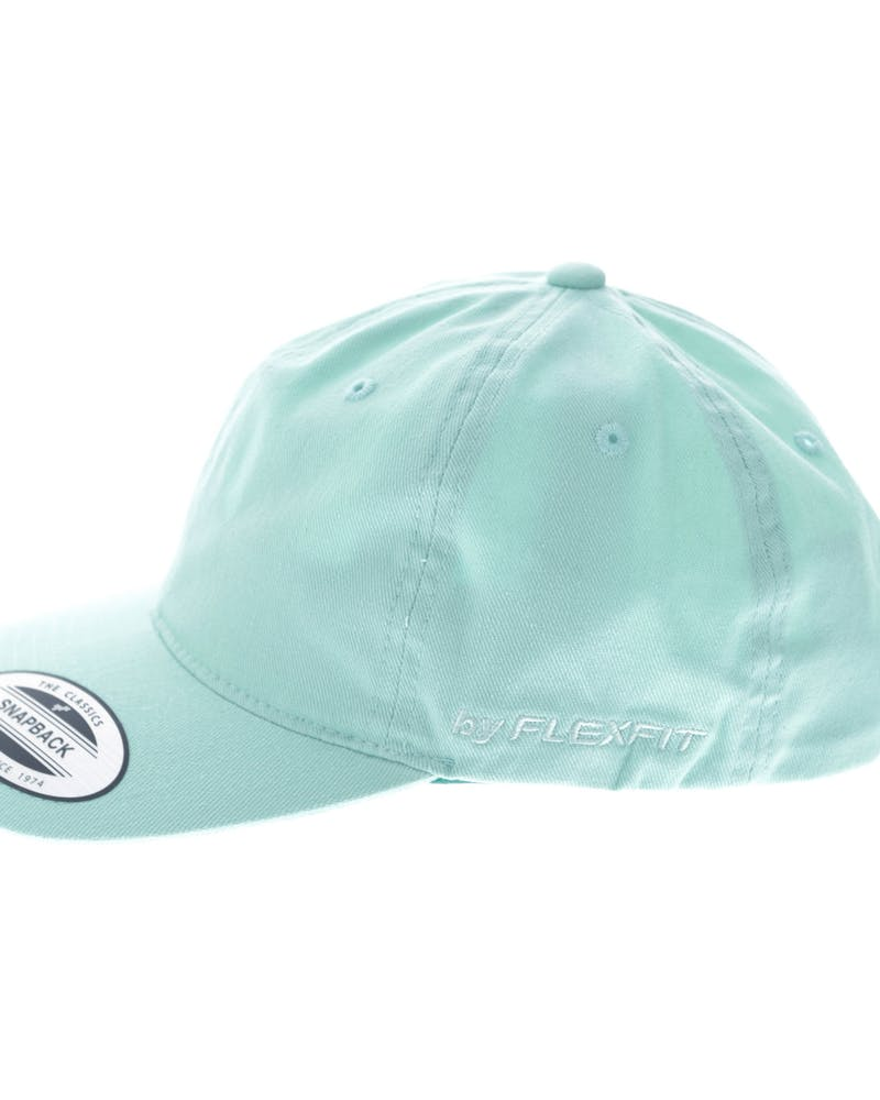 Flexfit SV Dad Hat Snap Back Mint