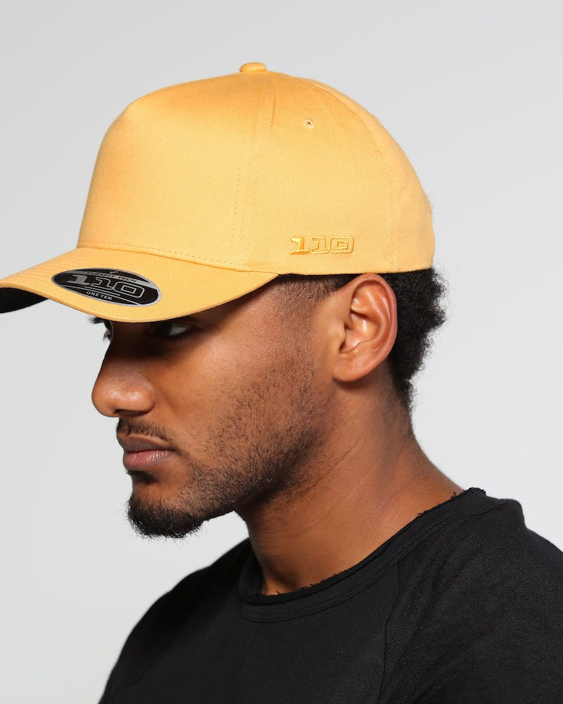 Flexfit Gravity 110 Pinch Snapback Curry