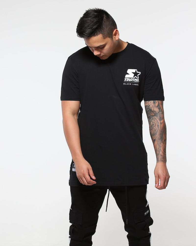 Starter X Culture Kings Ducted SS Tee Black