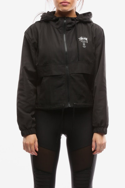 Stussy Women's Chapters Jacket Black