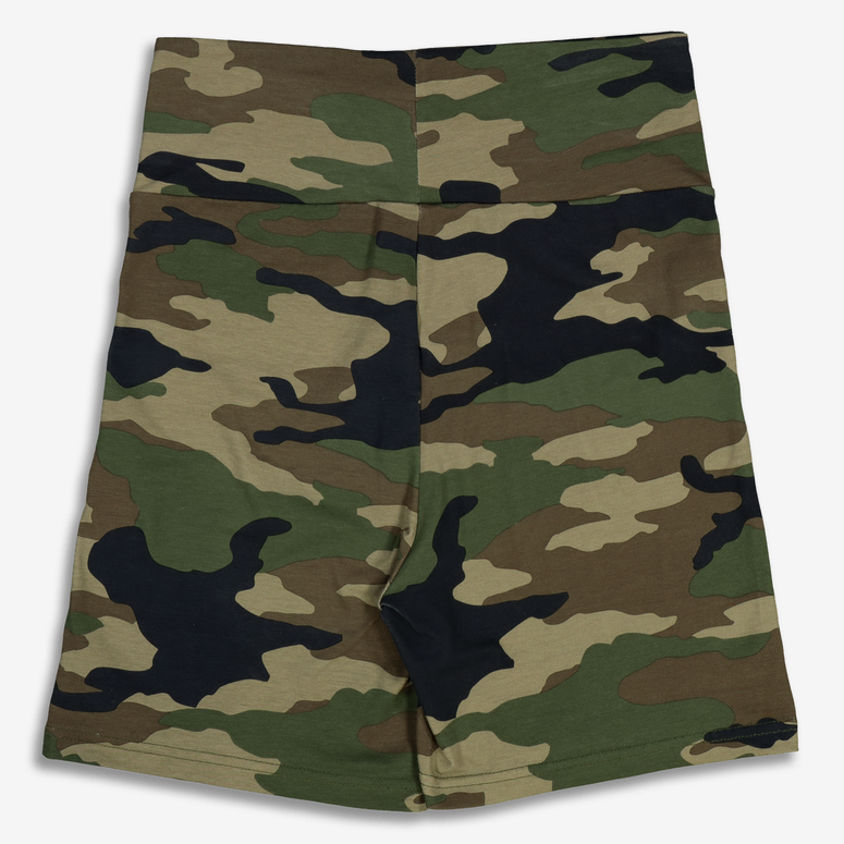 Stussy Women's Emerson Bike Short Camo