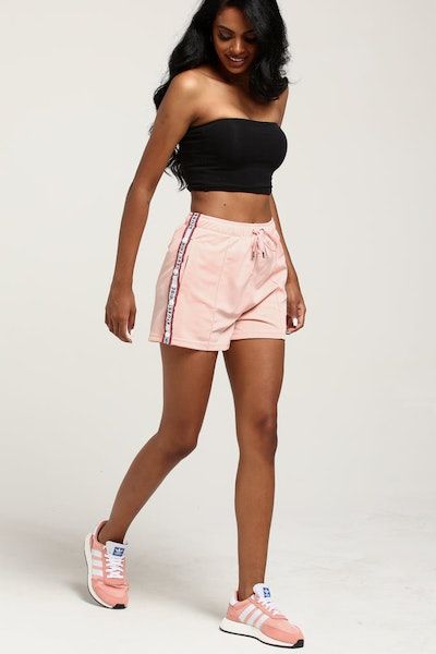 Stussy Women's Astra Short Pale Pink