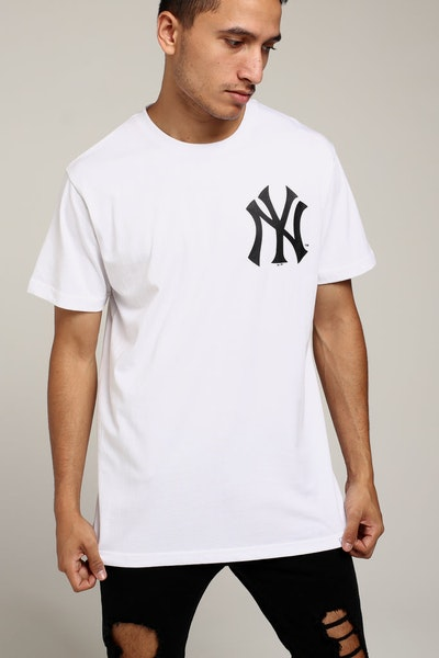 Majestic Athletic New York Yankees Jeaner Tee White