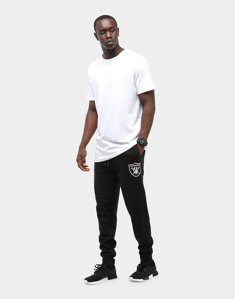 Majestic Athletic Raiders Audier Joggers Black