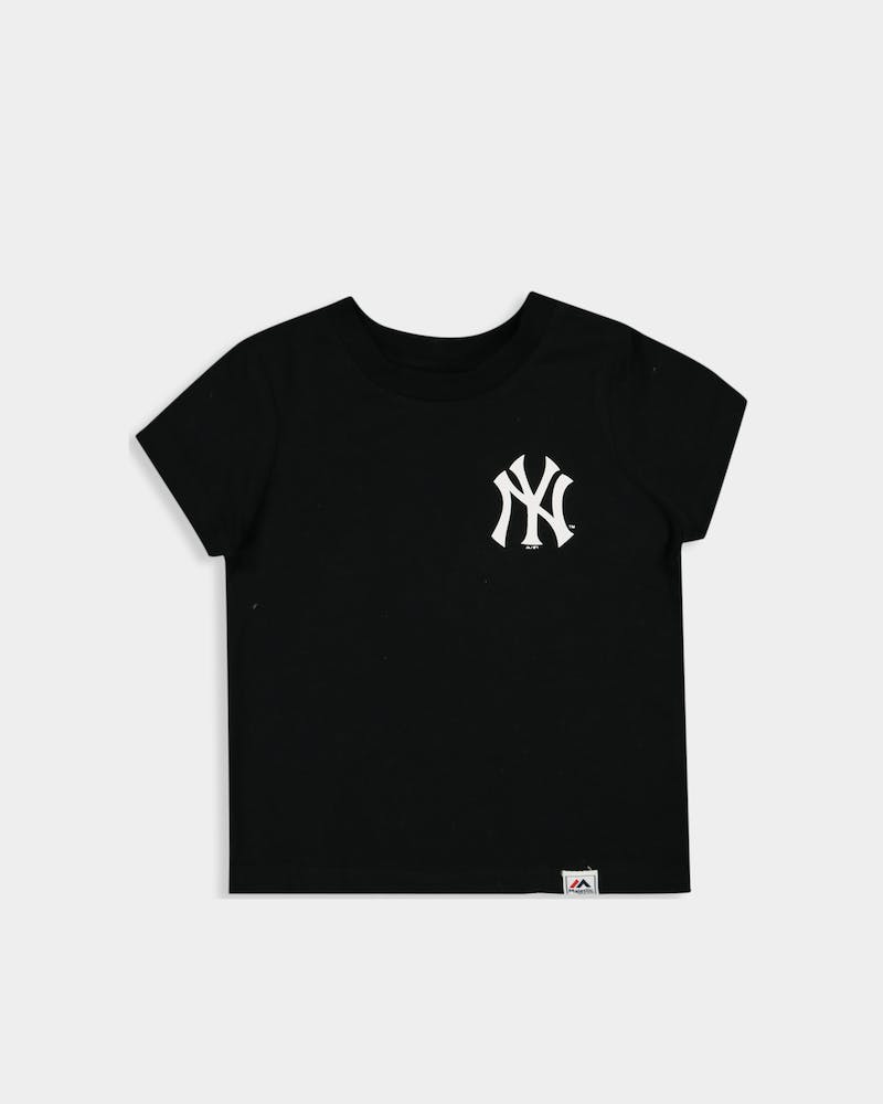 Majestic Athletic Toddler New York Yankees Jeaner Tee Black
