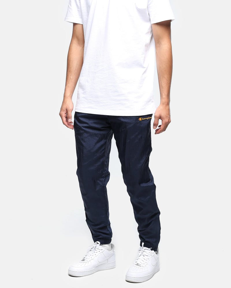 Champion Nylon Warm Up Pant Navy