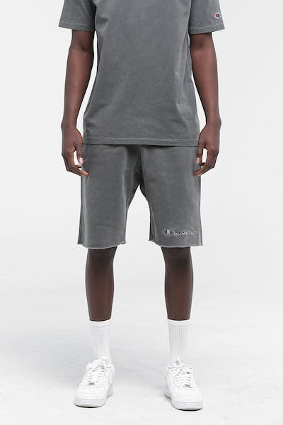 Champion Reverse Weave Dyed Washed Short Vertigo Grey