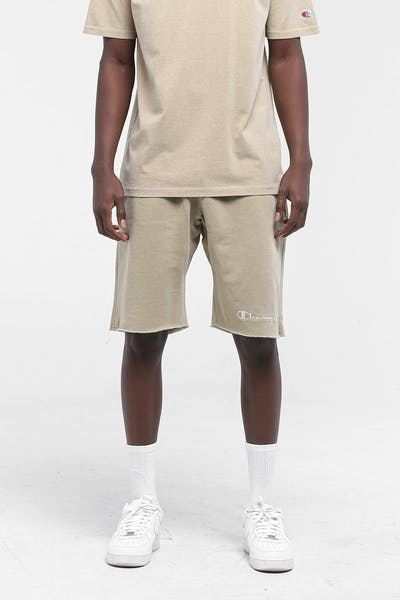 Champion Reverse Weave Dyed Washed Short American Khaki