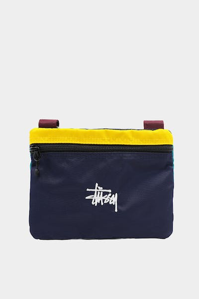 Graffiti Panel Shoulder Bag