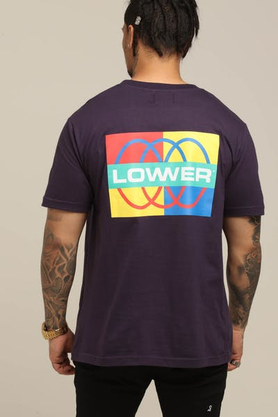 Lower Quattro QRS Tee Ink