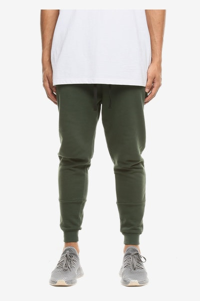 Thing Thing Need Trackie Pant Forest Green