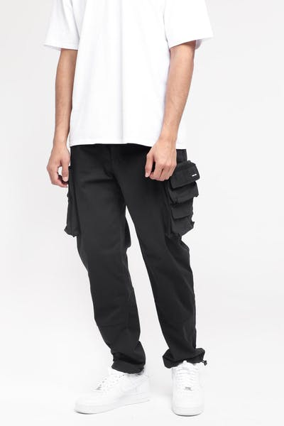 Thing Thing Lug Cargo Pant Black