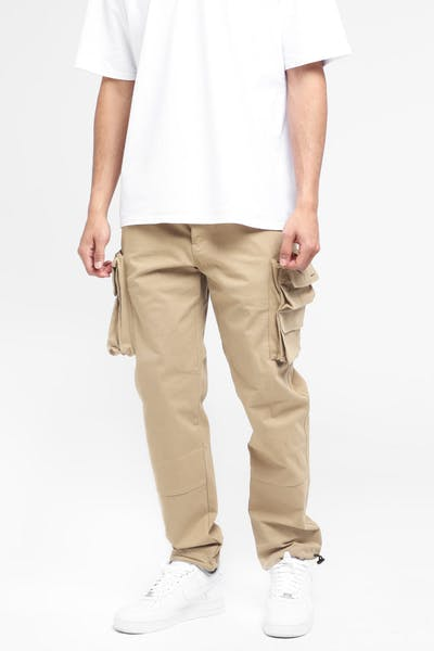 Thing Thing Lug Cargo Pant Tan
