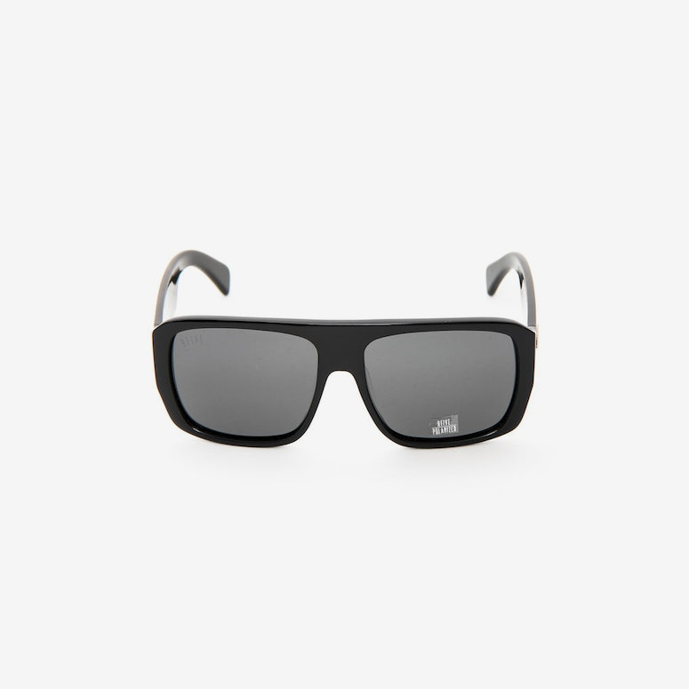 Tips Sunglasses Black/clear