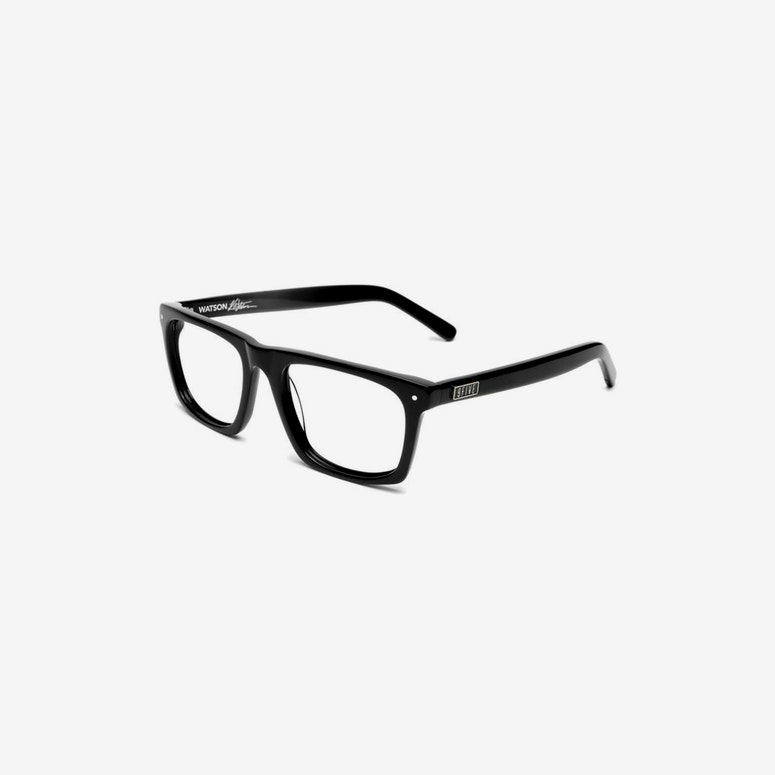 Watson Sunglasses Black/clear