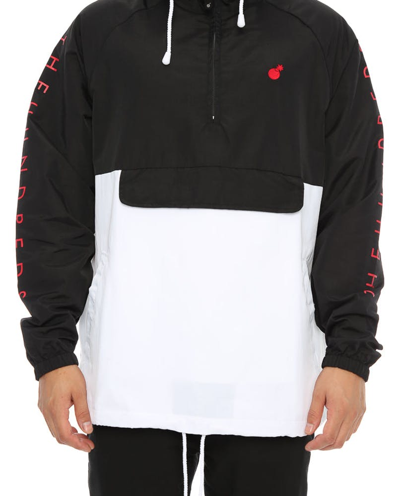 The Hundreds Dell Jacket Black