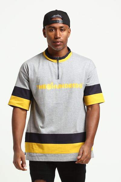 The Hundreds Maxson Knit Tee Grey