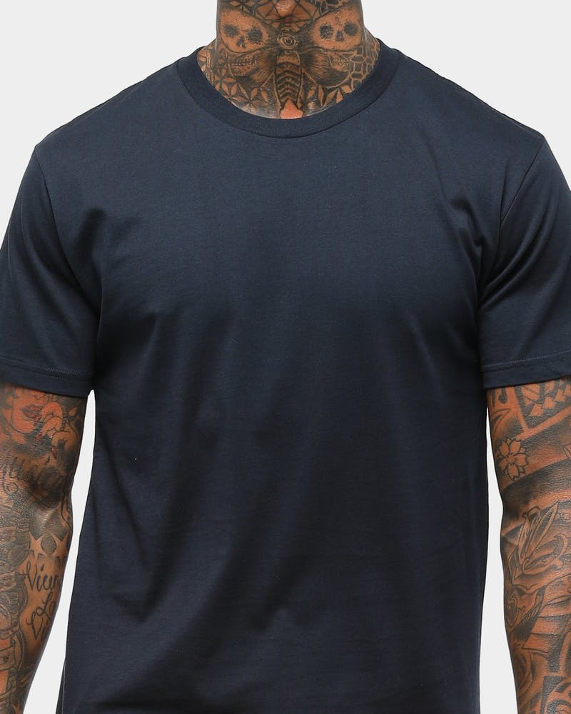 AS Colour Tall Tee Navy
