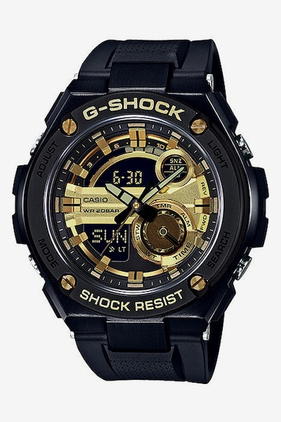 Gst210b G-steel Series Black/gold