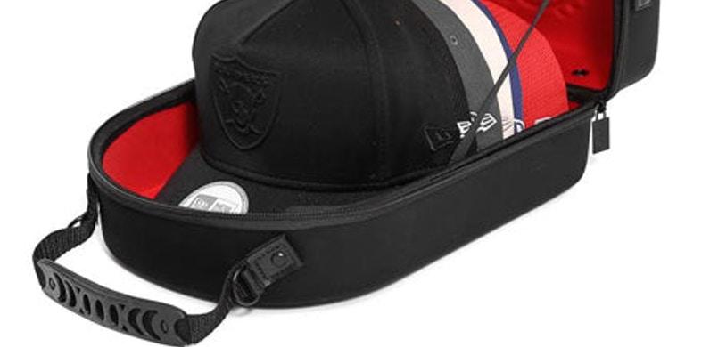 Culture Kings Cap Carrier 6pk Black/scarlet