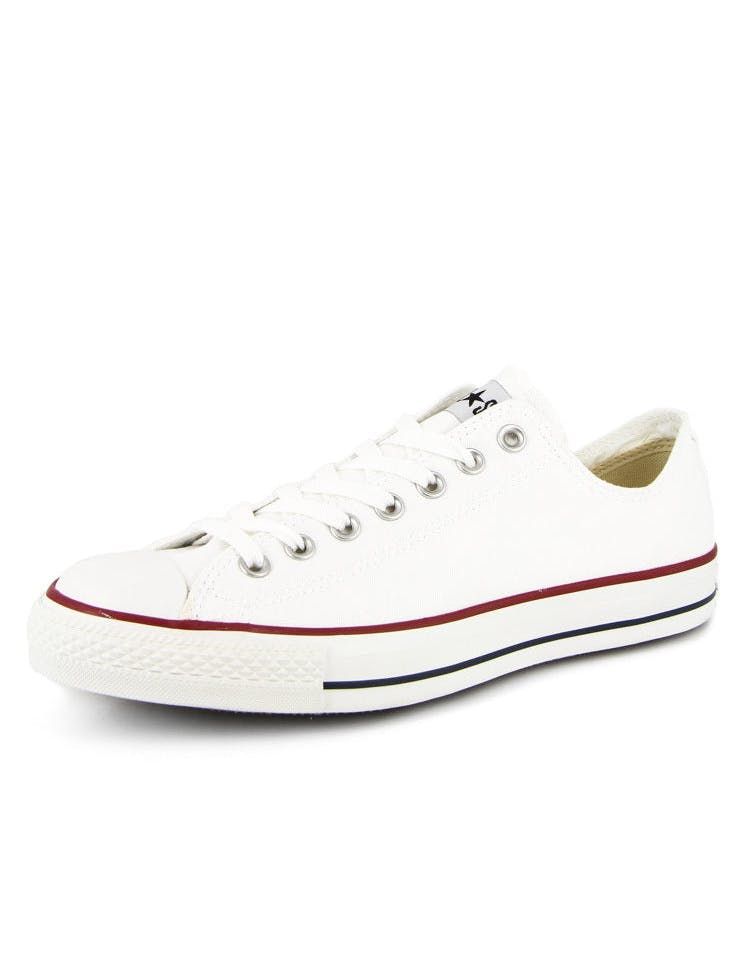 Chuck Taylor All Star OX White/red/navy