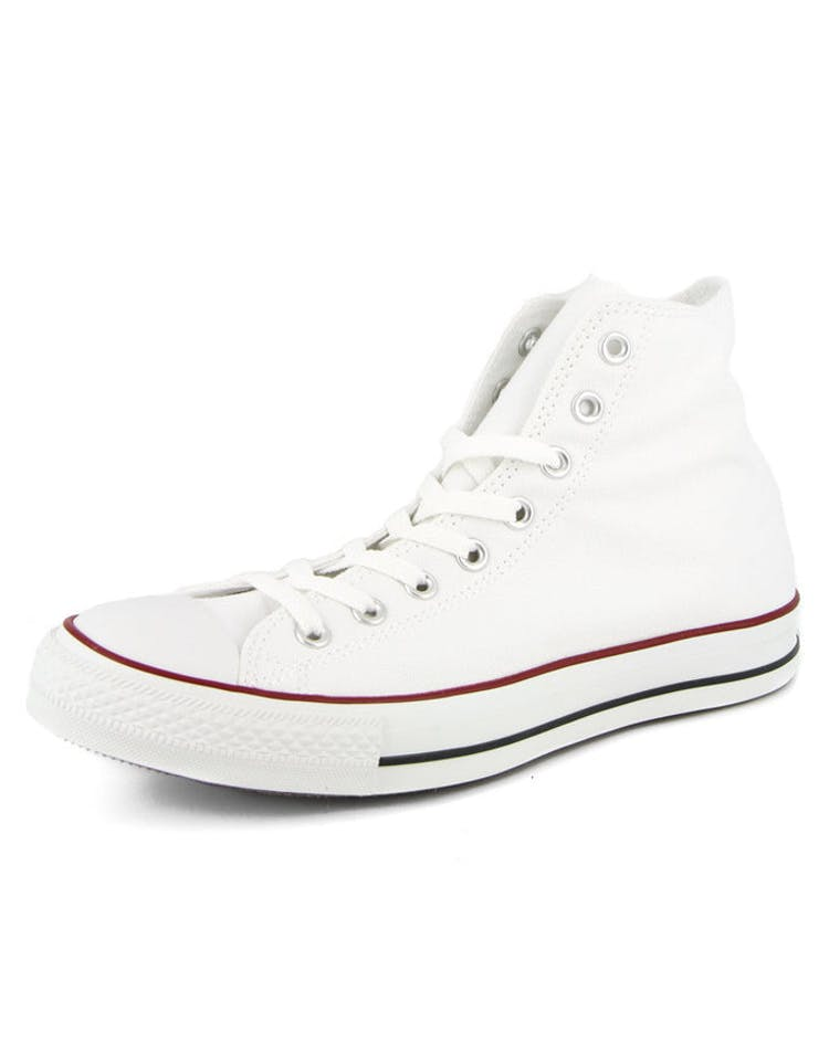 Chuck Taylor All Star HI White/red/navy