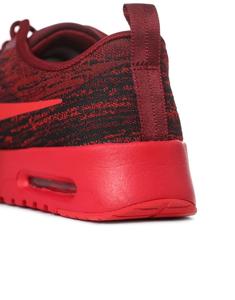 special sales cute detailed images Nike Womens Air Max Thea Jcrd Red/red/black   Culture Kings NZ