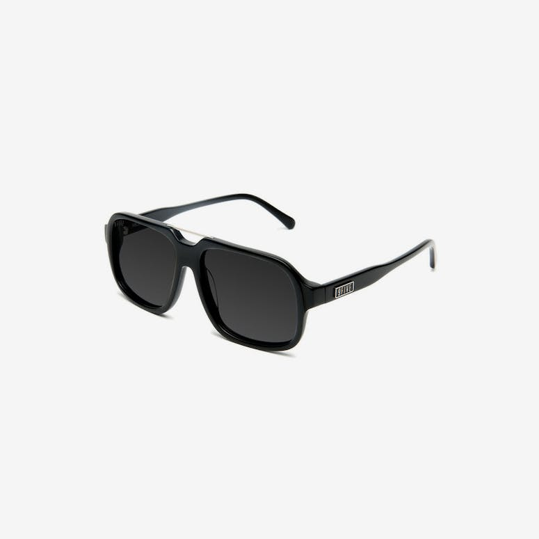 Front Sunglasses Black