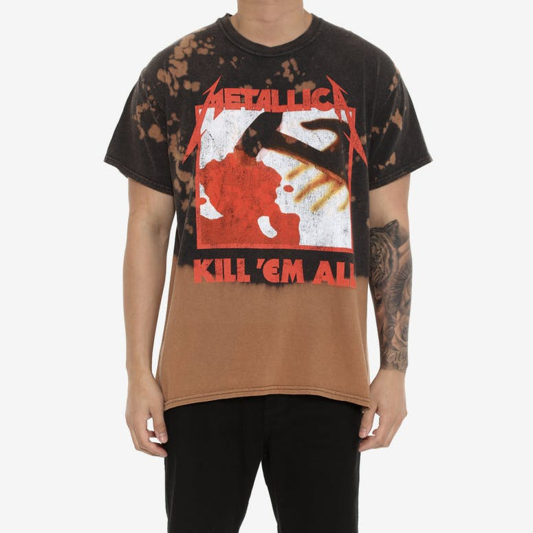 3c5534977c3 Probity Merch Metallica Kill EM All S d Black Vintage – Culture Kings NZ