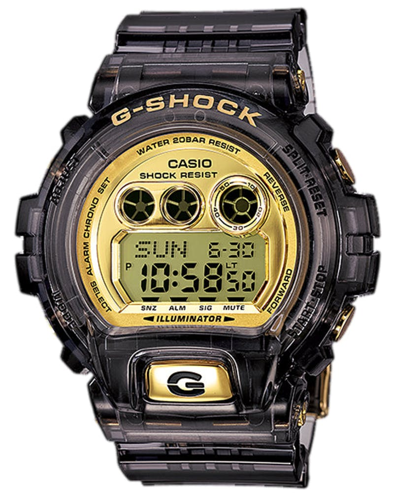 Gdx6900fb Lge Face Black/clear/gol