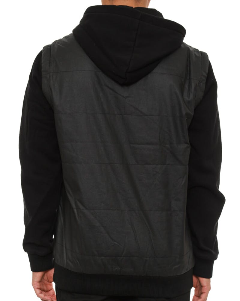 Harlem Puffer Jacket Black