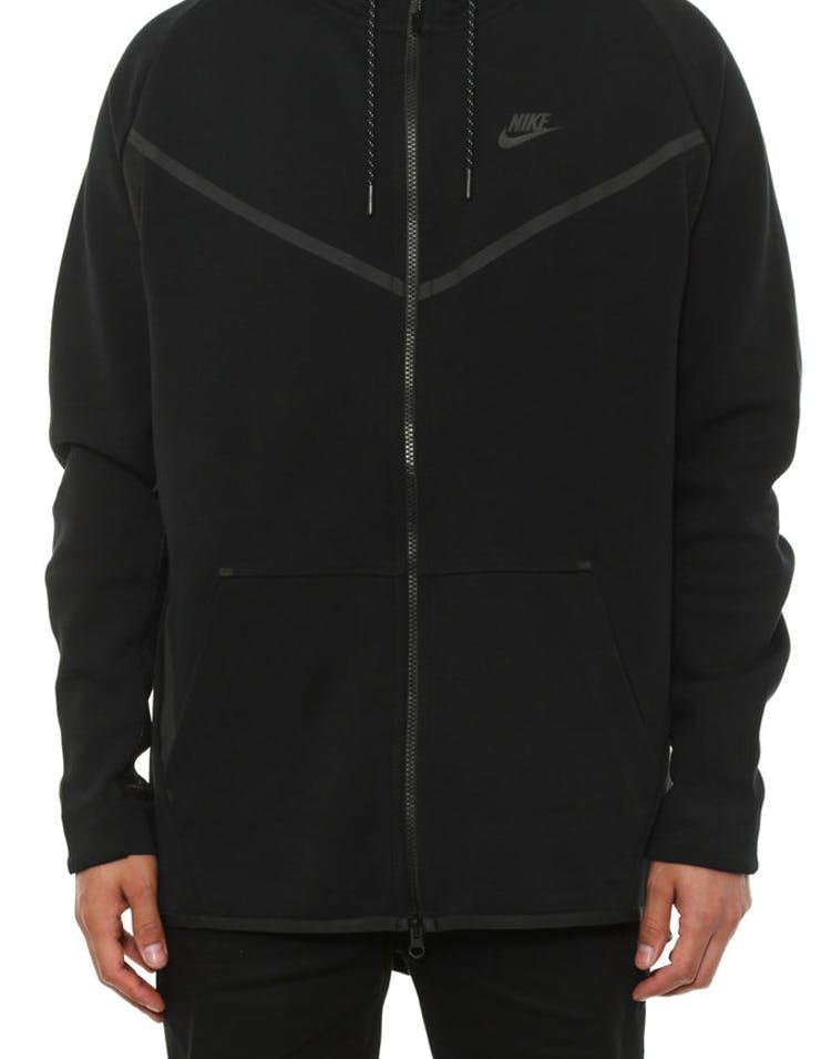 035b18b79016 Nike Tech Fleece Windrunner Hero Black black bla – Culture Kings NZ