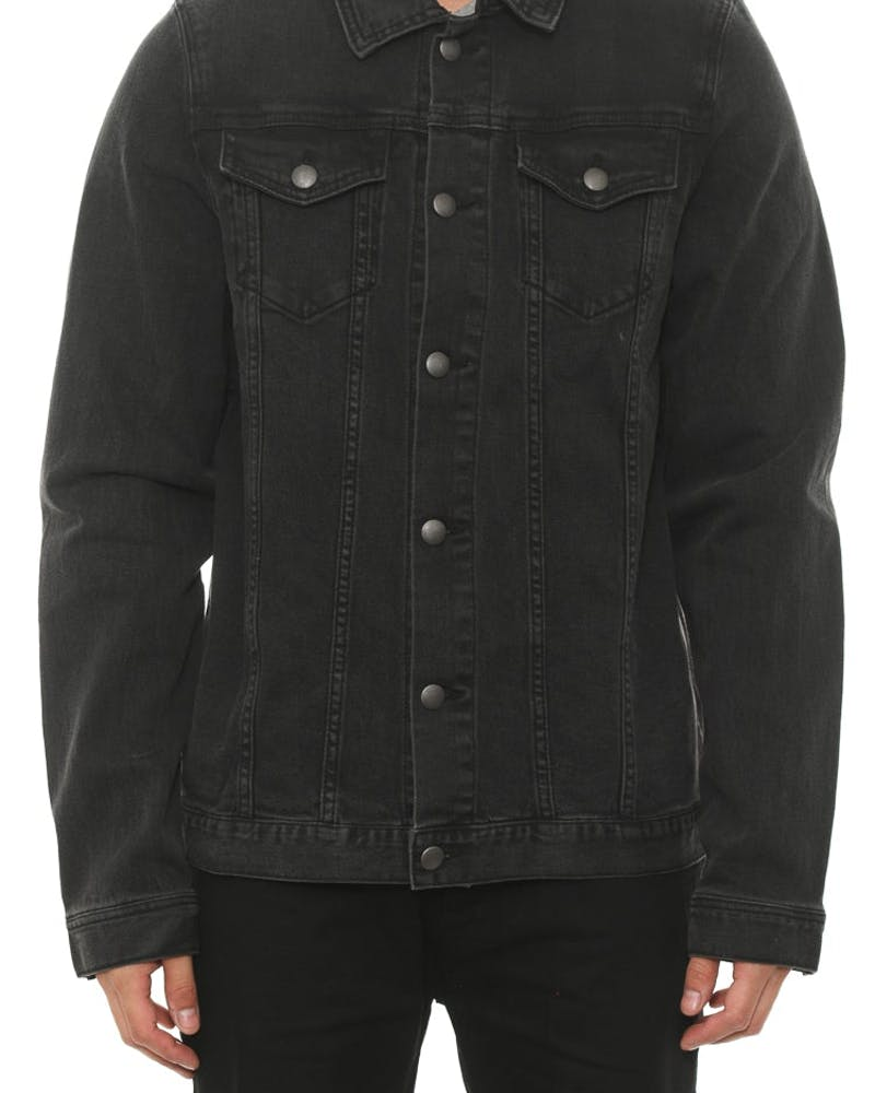 Steadman Jacket Black
