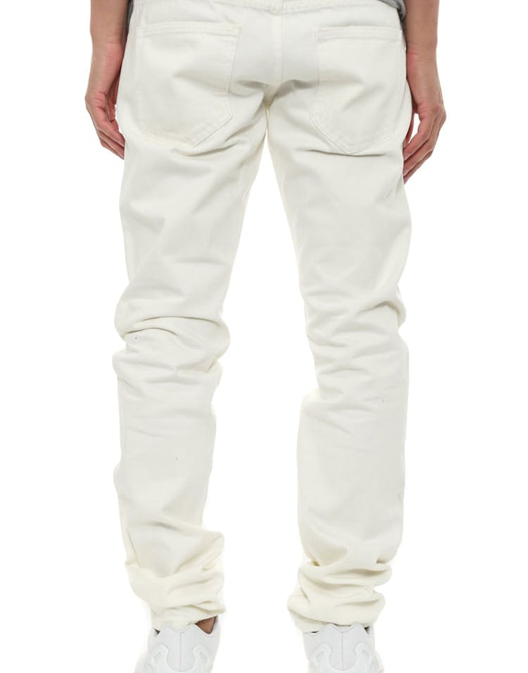 Columbia Denim White